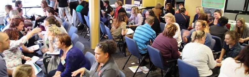 2016 Illawarra Services Speed Networking / Expo