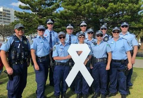 White Ribbon Day Walk 2017
